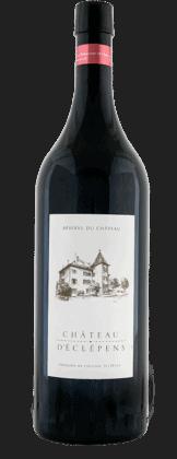 Réserve du Château – Rouge, Magnum, 150 cl
