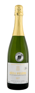 BRUT, Cuvée Maude, Traditionelle Methode