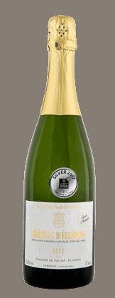 BRUT, Cuvée Maude, Méthode Traditionnelle
