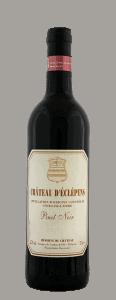 (Français) Pinot Noir –  fût de chêne